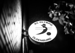 Trainingsraum des KC Olympic Oldenburg